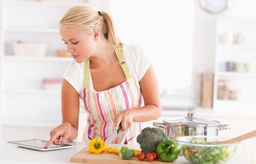 food blogger aprire un blog di cucina
